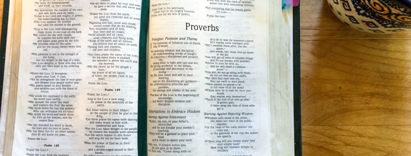 Financial Wisdom: What the Bible says about money in Book of Proverbs