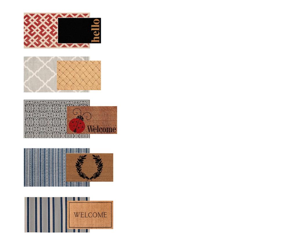 layered doormat 3' x 5' in 2020